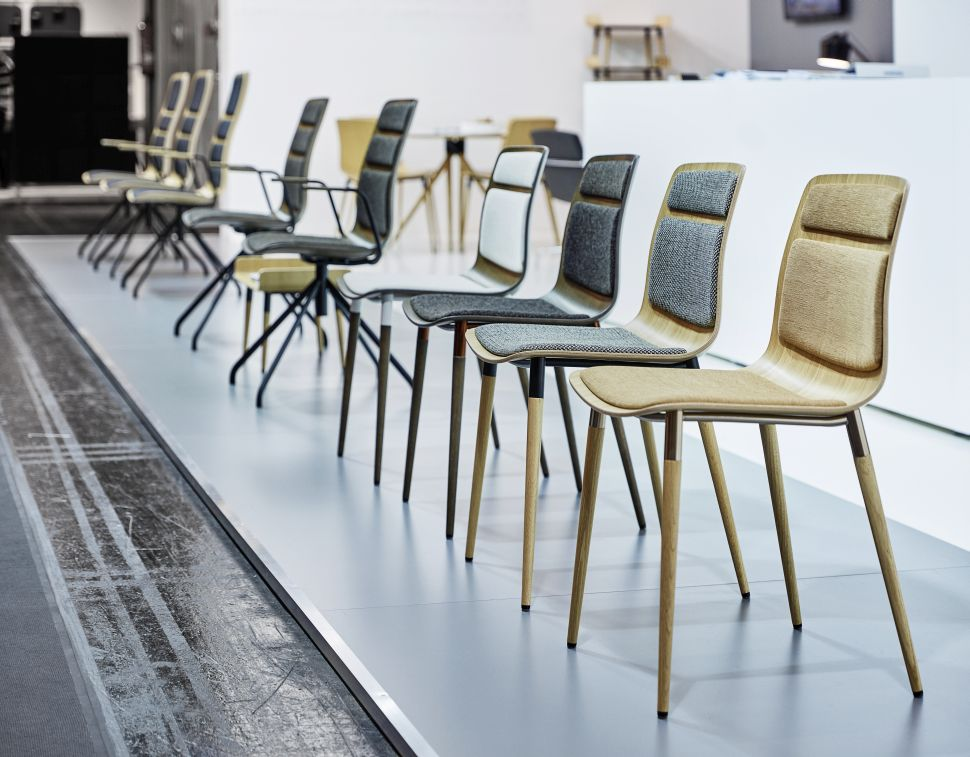 Simplicity is complexity resolved.  Nordic identity and materials.  Unseen seating comfort.  Variations.